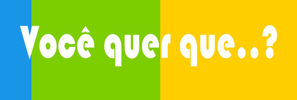the Portuguese Present Subjunctive
